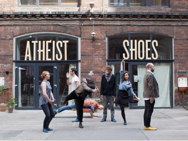 Atheist Shoes – Cipele za hipstere ateiste