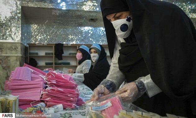 Iran: U džamijama se proizvode zaštitne maske