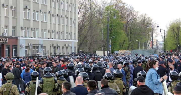 Mere na mere – Protesti se šire širom Rusije i Francuske