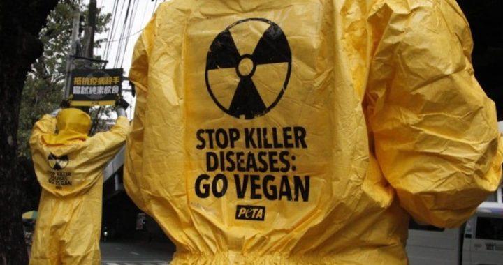 Veganska ishrana može zaustaviti buduće pandemije