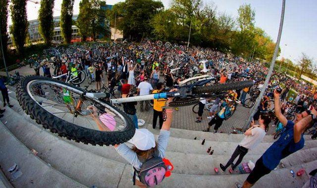 109. Kritična masa za bolje uslove za bicikliste