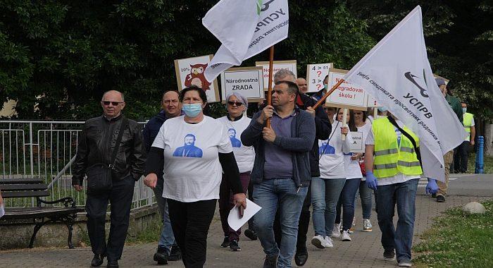 Štrajk upozorenja u deset novosadskih škola
